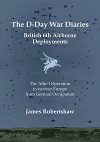 Book Cover: 1. British 6th Airborne Deployments