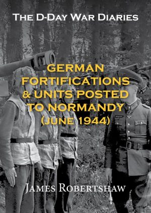 9. German Fortifications Planned.